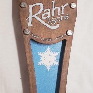 Rahr Winter Warmer Beer Tap Handle [object object] Home rahrsonswinterwarmertapfront 300x300