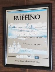 Ruffino Wine Mirror