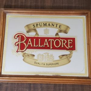 Ballatore Spumante Wine Mirror