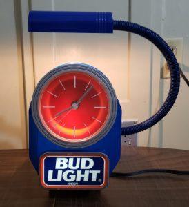 Bud Light Beer Register Clock bud light beer register clock Bud Light Beer Register Clock budlightregisterlightedclock1991 274x300