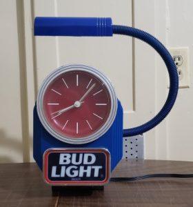 Bud Light Beer Register Clock bud light beer register clock Bud Light Beer Register Clock budlightregisterlightedclock1991off 280x300