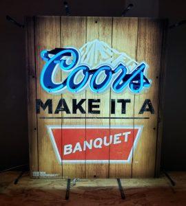 Coors Banquet Beer Neon Sign coors banquet beer neon sign Coors Banquet Beer Neon Sign coorsbanquetwood 270x300