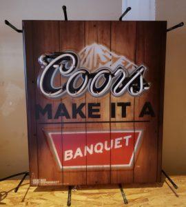 Coors Banquet Beer Neon Sign coors banquet beer neon sign Coors Banquet Beer Neon Sign coorsbanquetwoodoff 270x300