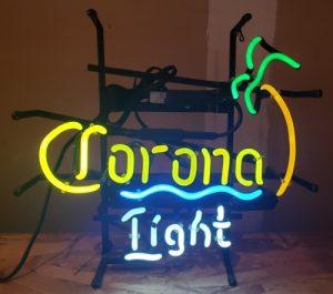 Corona Light Beer Neon Sign corona light beer neon sign Corona Light Beer Neon Sign coronalightminipalm2013 300x265