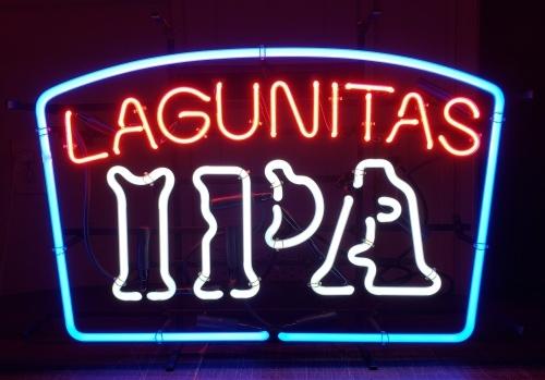 Lagunitas IPA Neon Sign