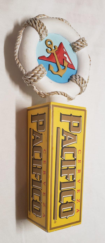Pacifico Cerveza Tap Handle