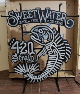 Sweetwater 420 Strain IPA LED Sign sweetwater 420 strain ipa led sign SweetWater 420 Strain IPA LED Sign sweetwater420strainledoff 257x300