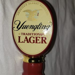 Yuengling Lager Eagle Tap Handle