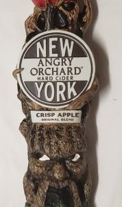 Angry Orchard Hard Cider Tap Handle