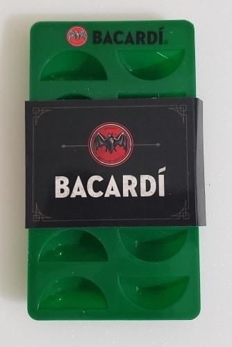 Bacardi Rum Lime Ice Tray