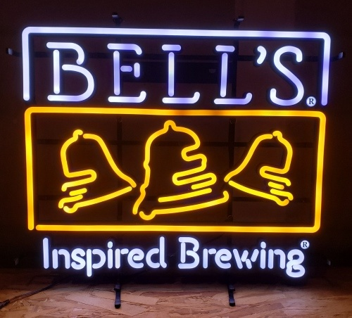 Bells Beer LED Sign