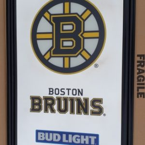 Bud Light Beer Boston Bruins Mirror [object object] Home budlightbostonbruinsmirror 300x300
