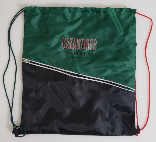 Cazadores Tequila Backpack Tote