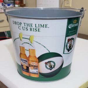 Corona Beer NBA Boston Celtics Bucket