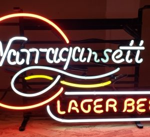 Narragansett Lager Beer Neon Sign [object object] Home narragansettlagerbeer2019 300x273