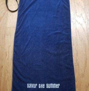 Samuel Adams Beer Beach Blanket