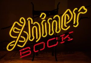 Shiner Bock Neon Sign shiner bock neon sign Shiner Bock Neon Sign shinerbockslantedlogo2017 300x207