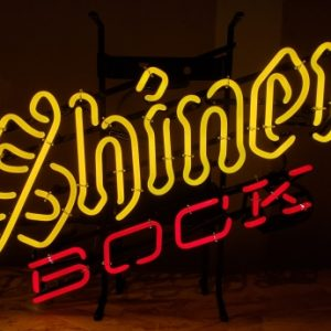 Shiner Bock Neon Sign [object object] Home shinerbockslantedlogo2017 300x300