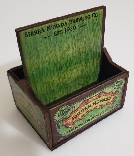 Sierra Nevada Beer Napkin Holder