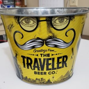 Traveler Beer Company Bucket