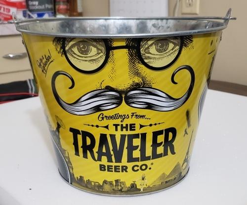 Traveler Beer Company Bucket