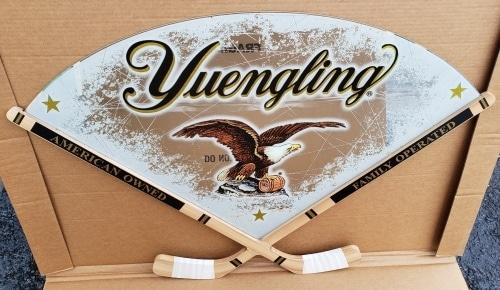 Yuengling Beer Hockey Mirror