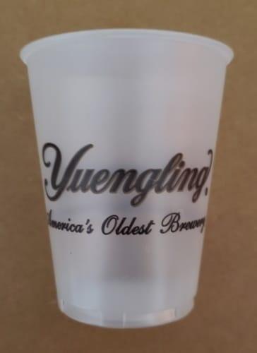 Yuengling Beer Sample Cup