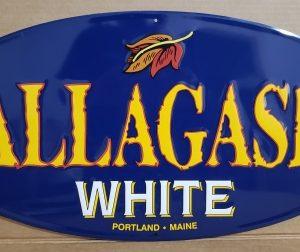 Allagash Beer Tin Sign
