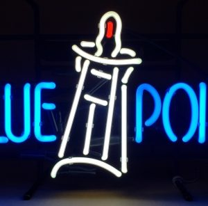 Blue Point Beer Neon Sign [object object] Home bluepointlighthouse 300x296
