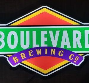 Boulevard Beer LED Sign