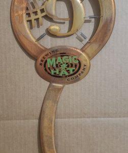 Magic Hat Beer Tin Sign