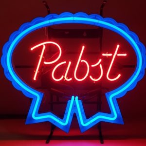 Pabst Blue Ribbon Beer Neon Sign [object object] Home pabstblueribbon2011 300x300