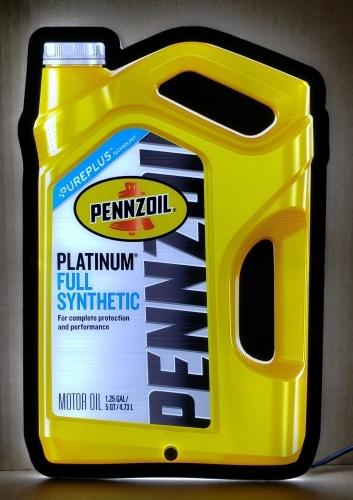 Pennzoil Motor Oil LED Sign