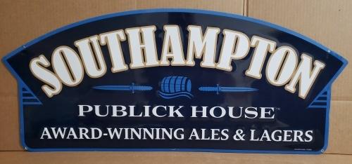 Southampton Beer Tin Sign