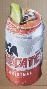Tecate Beer Can Tin Sign tecate beer can tin sign Tecate Beer Can Tin Sign tecatedressedcan2018tin 158x300