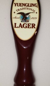 Yuengling Lager Tap Handle