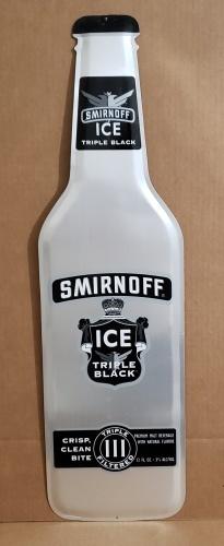 Smirnoff Ice Malt Tin Sign