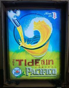 Pacifico Cerveza LED Sign pacifico cerveza led sign Pacifico Cerveza LED Sign pacificocervezaontapled 237x300