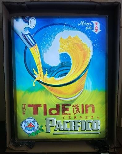 Pacifico Cerveza LED Sign