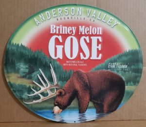 Anderson Valley Beer Tin Sign anderson valley beer tin sign Anderson Valley Beer Tin Sign andersonvalleybrineymelongosetin 300x260