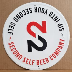 Second Self Beer Tin Sign [object object] Home secondselfbeercompanytin 300x300