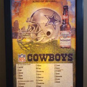 Budweiser Beer NFL Dallas Cowboys Light [object object] Home budweiserdallascowboyslight1991 300x300