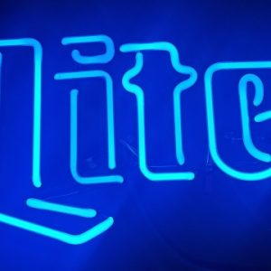 Lite Beer Neon Sign Tube