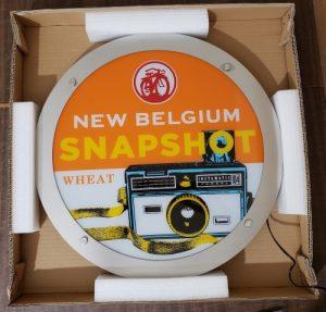 New Belgium Snapshot Beer LED Sign new belgium snapshot beer led sign New Belgium Snapshot Beer LED Sign newbelgiumsnapshotwheatledoff 300x287