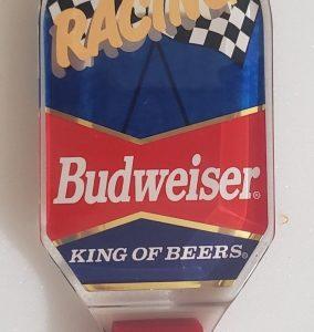 Budweiser Beer Racing Tap Handle