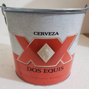 Dos Equis Beer Bucket