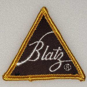 Blatz Beer Uniform Patch