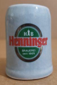 Henninger Beer Mini Stein henninger beer mini stein Henninger Beer Mini Stein henningerbrauereiministein 202x300
