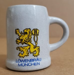 Lowenbrau Beer Mini Stein lowenbrau beer mini stein Lowenbrau Beer Mini Stein lowenbraumunchenlionministein 297x300