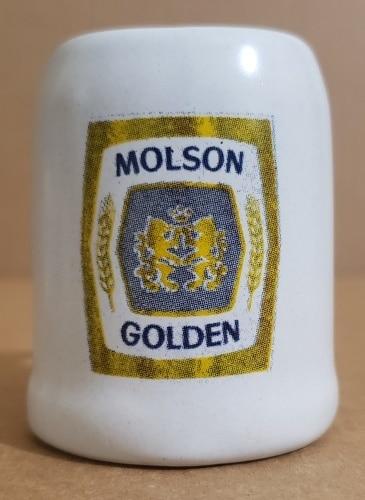 Molson Golden Beer Mini Stein